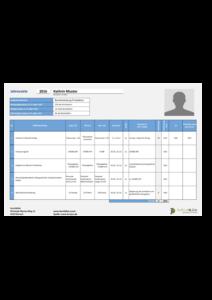 Formulare-Jahresziele Excel File